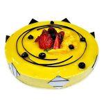 Mango Mouse Cake