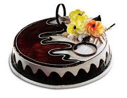 Designer Flower cake