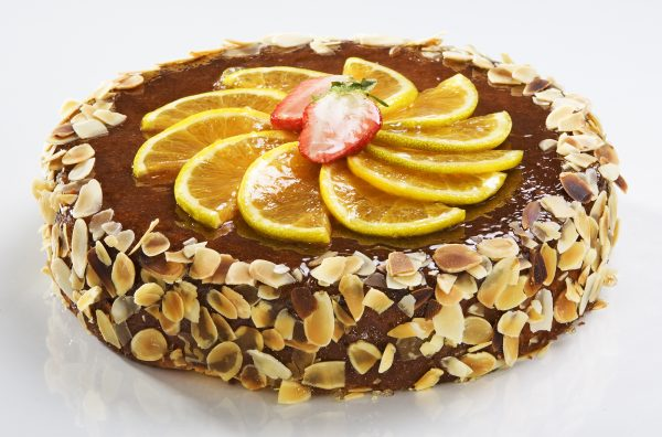 Flourless Orange & Almond Cake 1