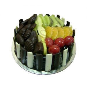 Fresh Fruit Chocolate Truff