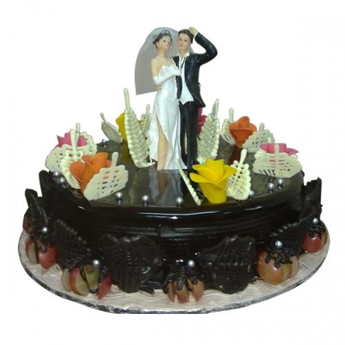 Wedding Anniversary Cake 1